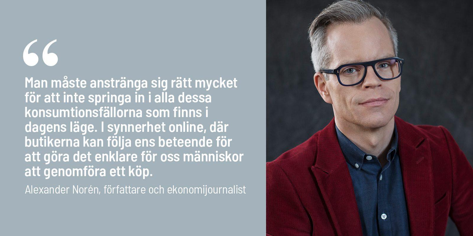 Alexander_Noren_Shoppa_Lagom_podden
